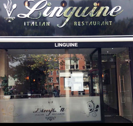Welcome to Linguine